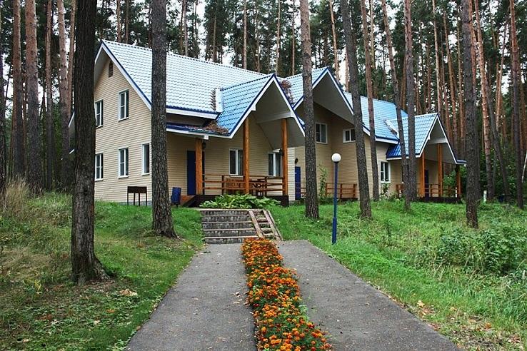 Пансионаты и дома отдыха в Балашихе